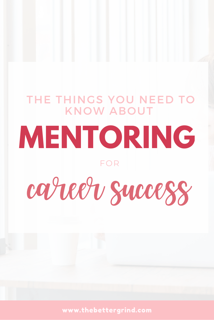 What is a mentor and why do you need one?