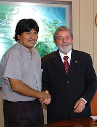 A former Morales minister said he was pressured in prison to accuse him of drug trafficking
