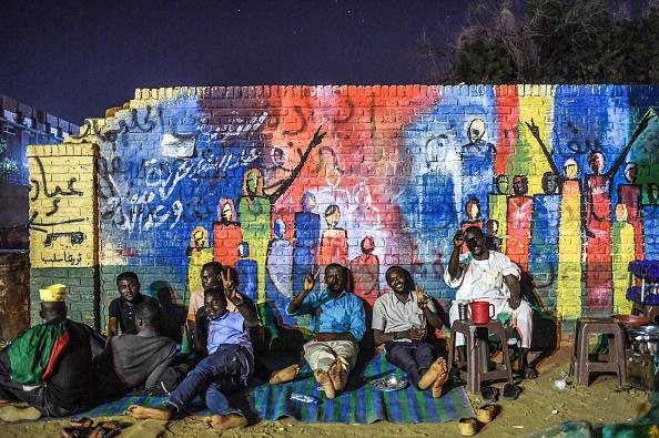 A mass grave was found in the Sudanese capital that could contain the bodies of protesters who were massacred in 2019