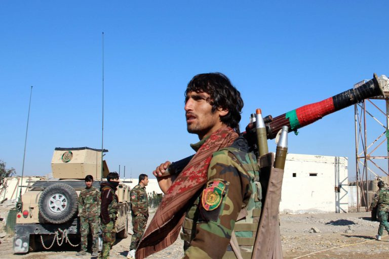 At least eight civilians were killed and seven injured in a mortar attack on the Afghan city of Ghazni