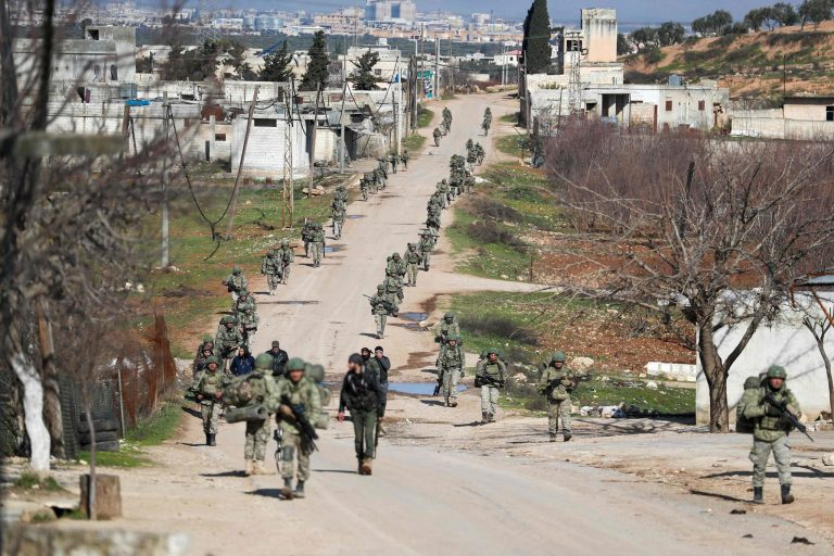 At least seven civilians, including four children, were killed in various attacks by the Syrian army in Idlib