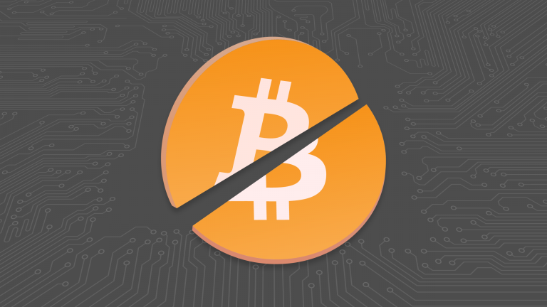 Bitcoin miners' income has halved