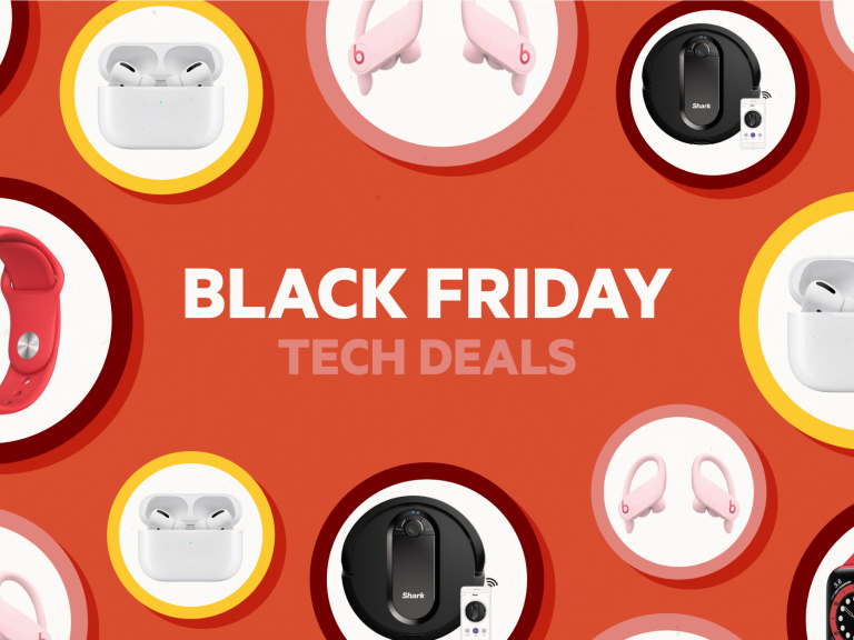 Black Friday has laptops, watches, robotic vacuum cleaners, and more that you won't want to be without