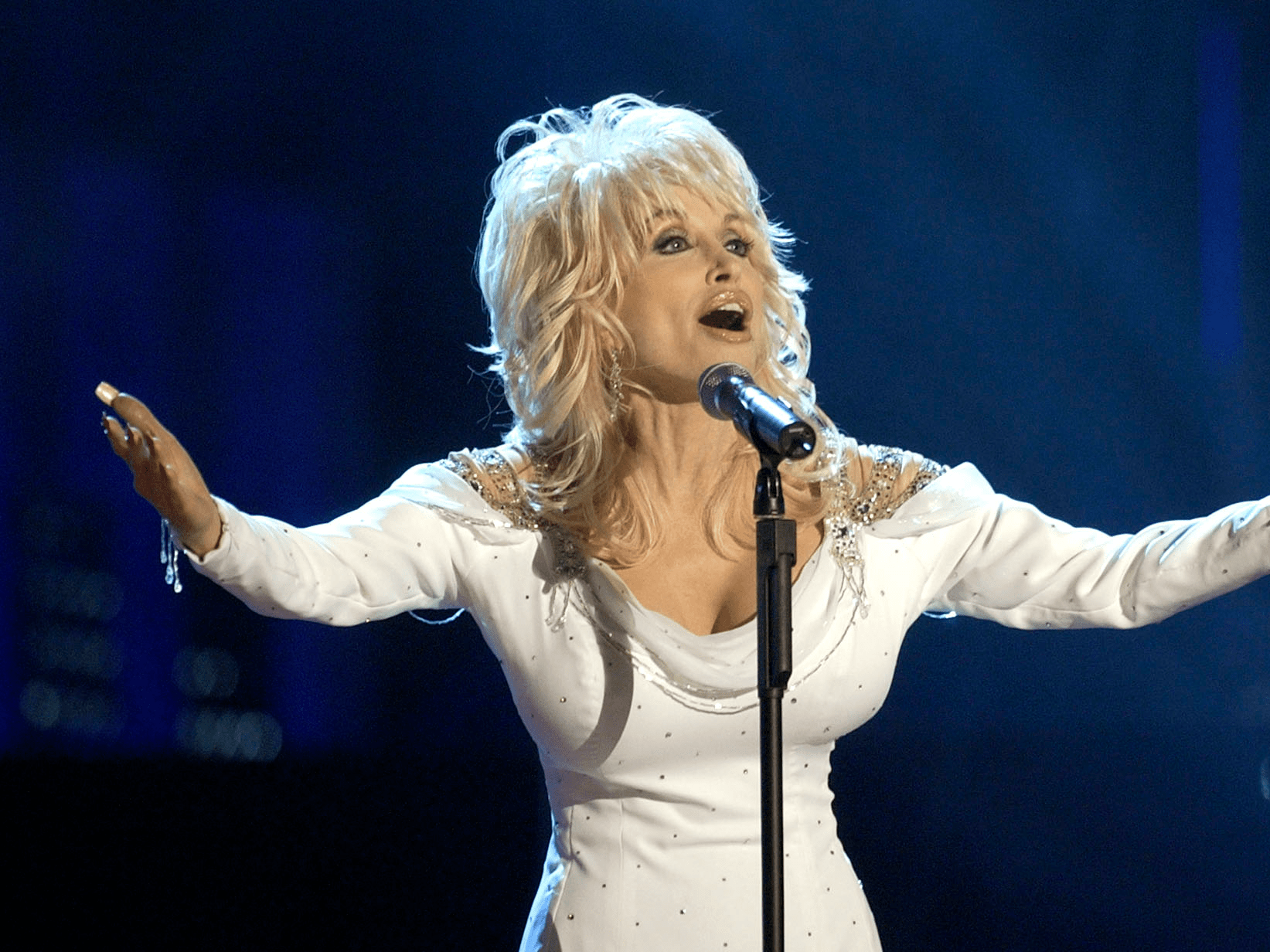 Dolly Parton donated $ 1 million to Moderna's vaccine research