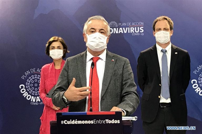 Former Health Minister Jaime Mañalich said he was charged with the coronavirus deaths in Chile