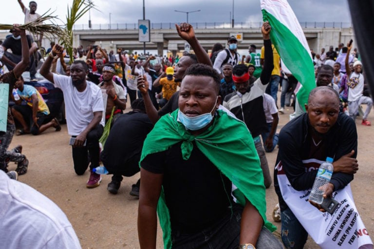 HRW condemns the death of a young man during peaceful protests against the Angolan government