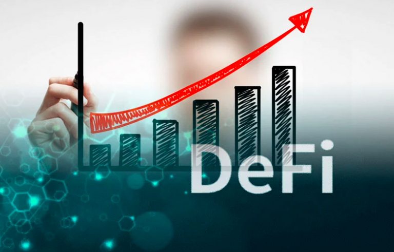 Institutional money is pumping the DeFi markets again