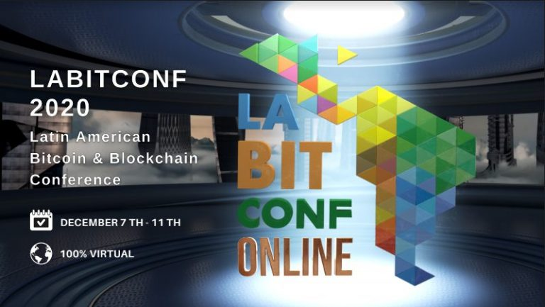 Labitconf 2020 will take place from December 7th to 12th with virtual reality and 3D videos