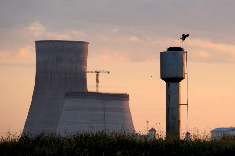 Lithuania is officially protesting Belarus over its new nuclear power plant