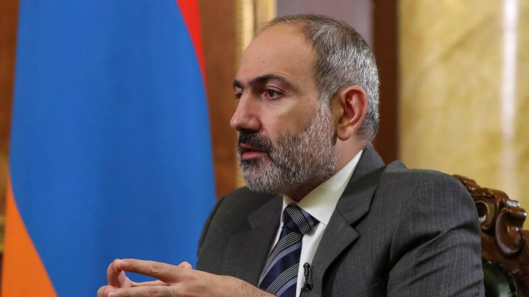 Pashinian stresses that the Nagorno-Karabakh ceasefire is not a solution to the conflict