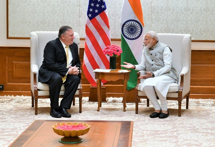 Pompeo congratulates Arce on his election victory and discusses stronger bilateral economic cooperation
