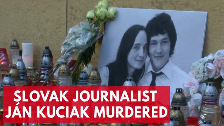 Several former heads of the Slovak police force were arrested in the context of the murder of journalist Jan Kuciak