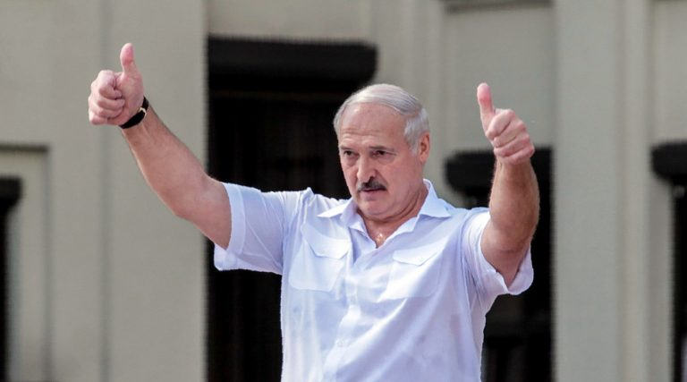 The EU gives the green light to sanctions against Lukashenko and 14 other heads of state and government due to the crisis in Belarus