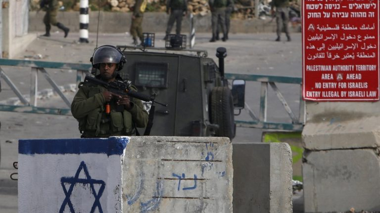 The Israeli army kills Palestinians after an attempted attack in the West Bank