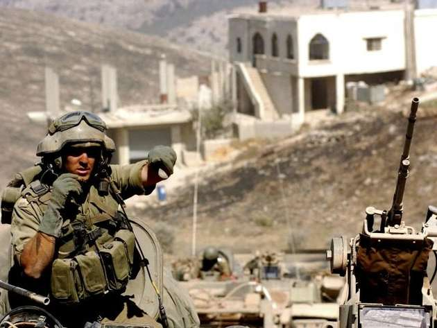 The Israeli army neutralized the knife attack on the military near Hebron