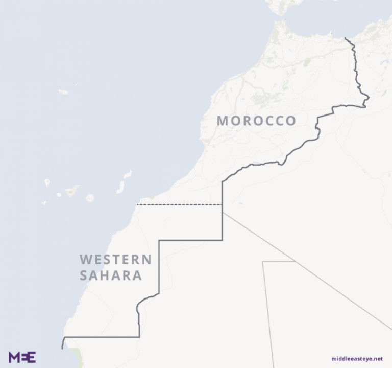 The Polisario Front asserts that it has attacked seven Moroccan positions in the Western Sahara