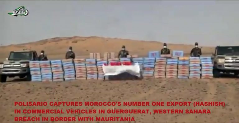 The Polisario Front is attacking Moroccan bases in response to Morocco's action to retake Guerguerat