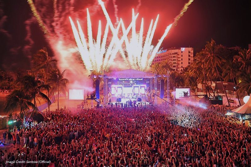 The Thai music festival will use its own token to make cashless payments