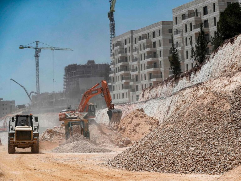 The UN urges Israel to trace housing construction in East Jerusalem