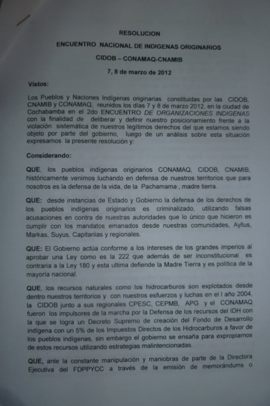 """They reject a complaint against the former Minister of Culture Evo Morales over the """"Molotov cocktails"""" case."""