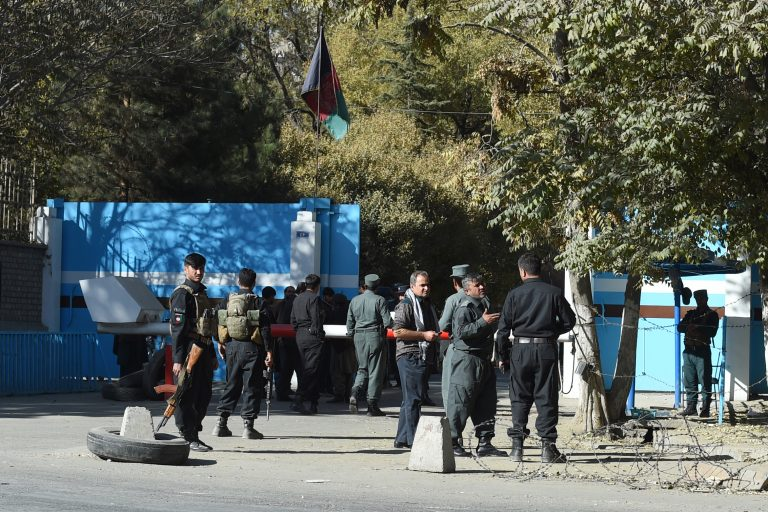 Thought leaders arrested in the attack on Kabul University in Afghanistan