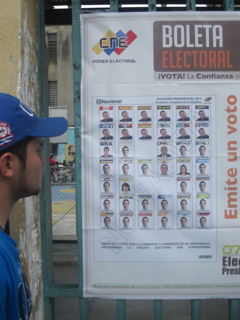 Venezuela's CNE begins an audit to review the operation of the voting machines
