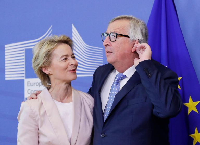 "Von der Leyen contacted Biden for the first time: ""It is a new beginning in the global alliance between the EU and the USA."""