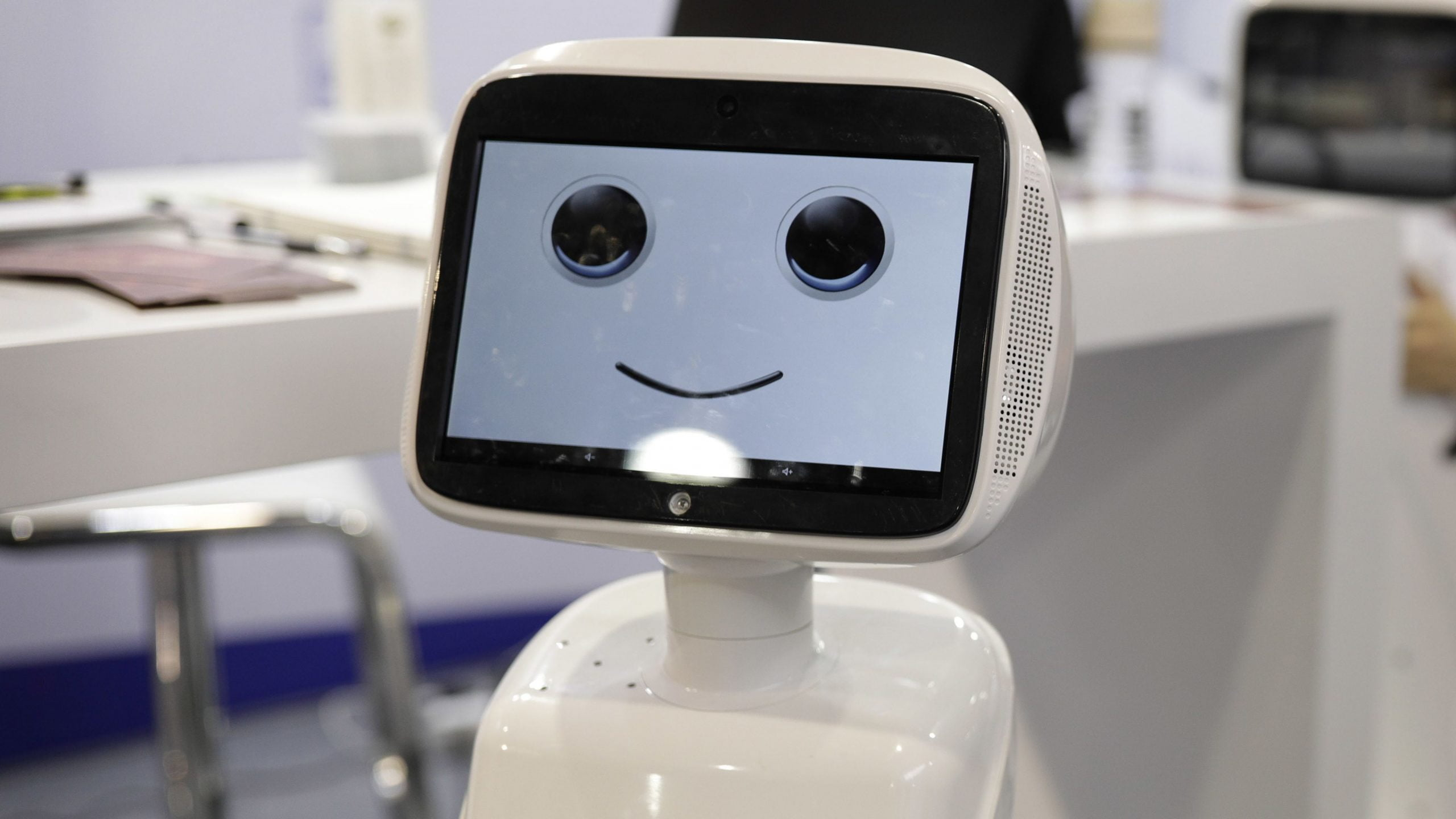 Yes, robots will do our job, but that's okay