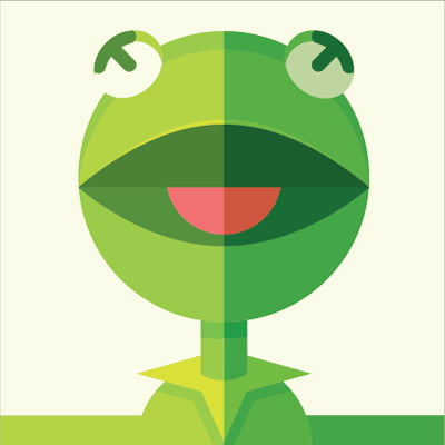 5 creative hours from René the frog