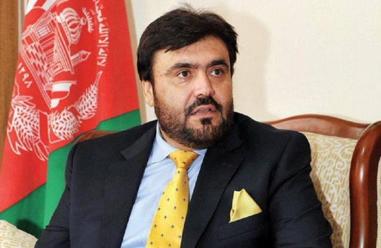 Afghan ambassador to Qatar dies of a heart attack in the middle of the peace process with the Taliban