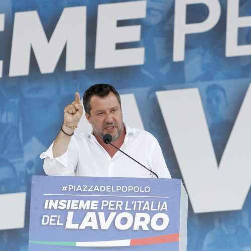An Italian court will decide whether Salvini will be brought to justice for his immigration policy