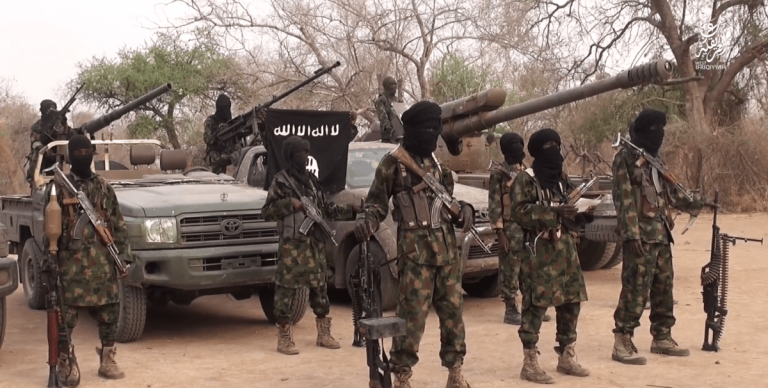 Boko Haram claims an attack killing more than 20 in eastern Niger