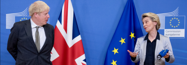 Britain is preparing for a no-deal Brexit, although negotiations continue