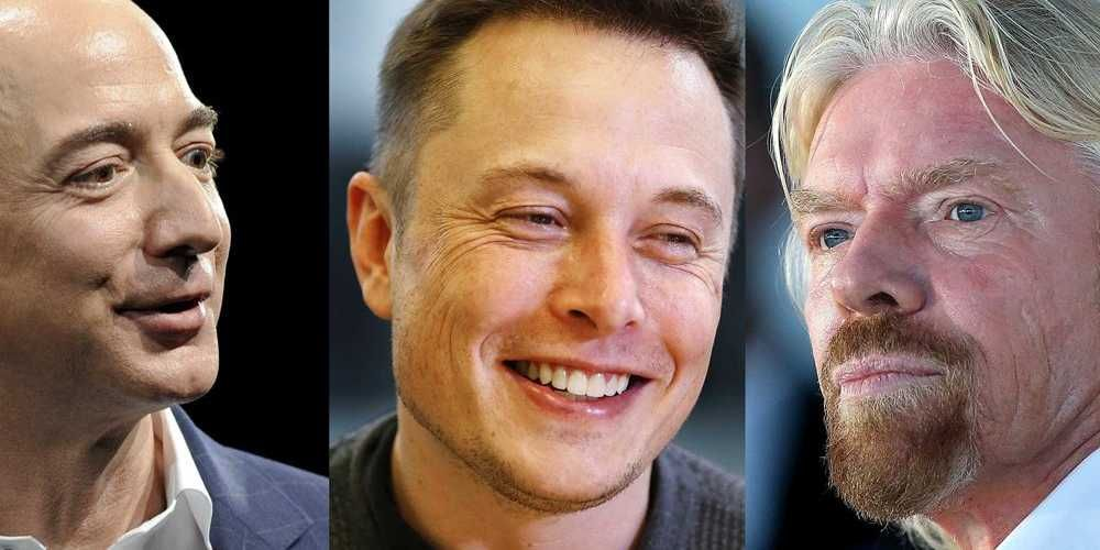 Elon Musk and Jeff Bezos' space projects may be tax-free to attract investors