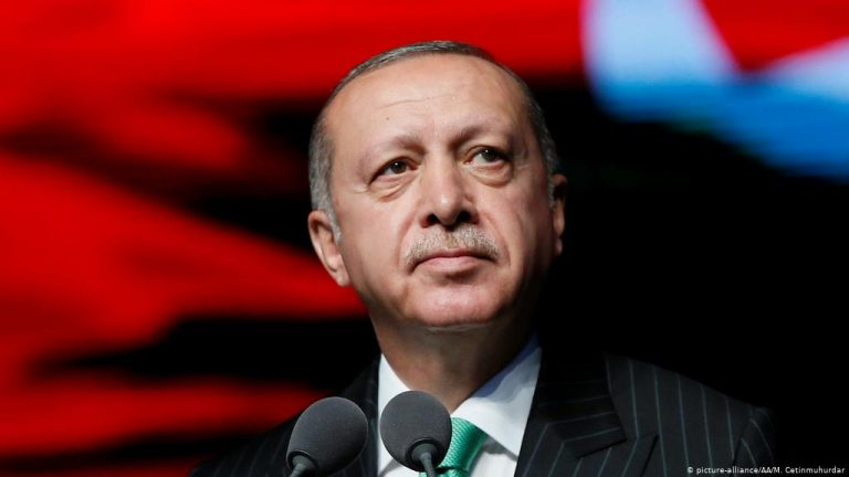 """Erdogan criticizes the US sanctions against Turkey: """"What kind of alliance is this?"""""""