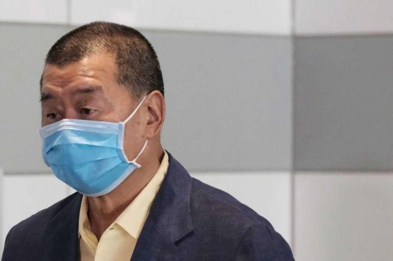 Hong Kong imposes pre-trial detention against media mogul Jimmy Lai, who is accused of fraud