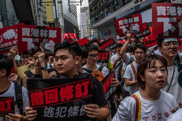 Hong Kong police arrested eight activists for their involvement in the July protests