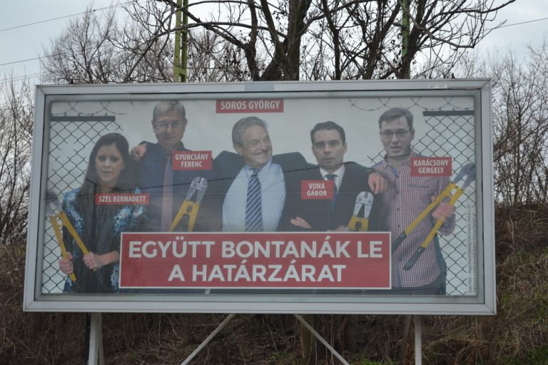 The Hungarian opposition outstrips Viktor Orban's party in voting intent