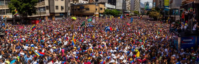 The US and Guaidó are strengthening their ties with Maduro and tightening sanctions against Venezuela