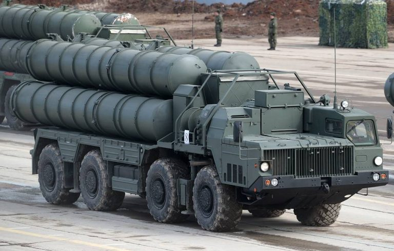 The US is imposing sanctions on Turkey for purchasing the S-400 air defense system from Russia