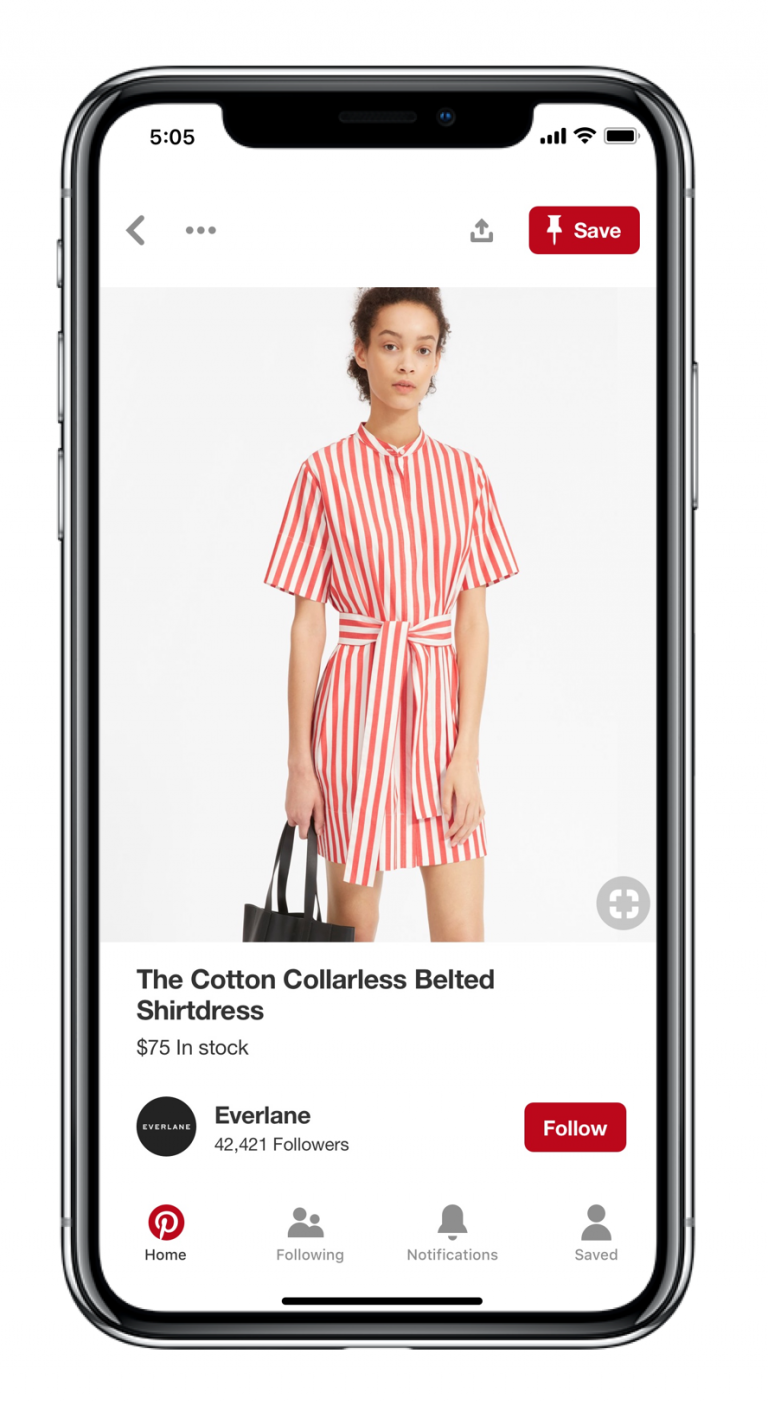 These are the new features of Pinterest