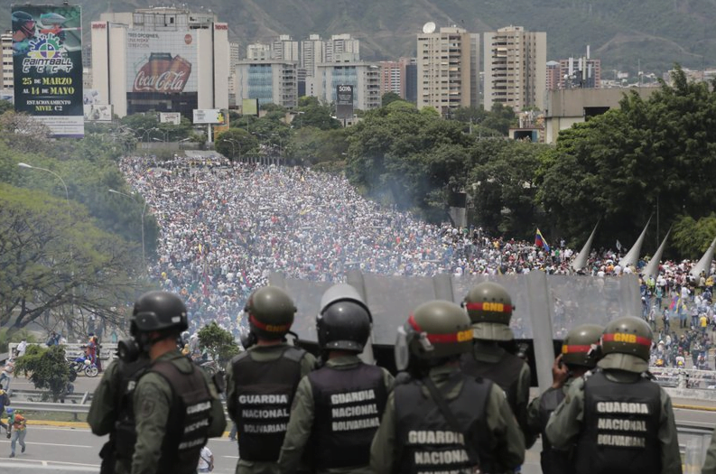 Venezuelan police are holding hackers who have violated the local exchange