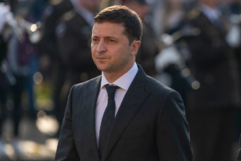 Zelensky celebrates the reduction in violence during the longest ceasefire of the war in eastern Ukraine