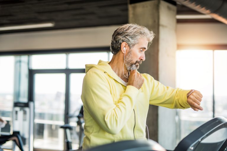 This year 2021, gyms are relying on a hybrid model to survive
