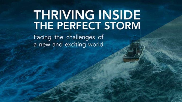 How to overcome the perfect storm that hits physical businesses