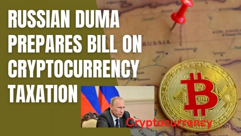 The Russian Duma is preparing a bill on the taxation of cryptocurrencies