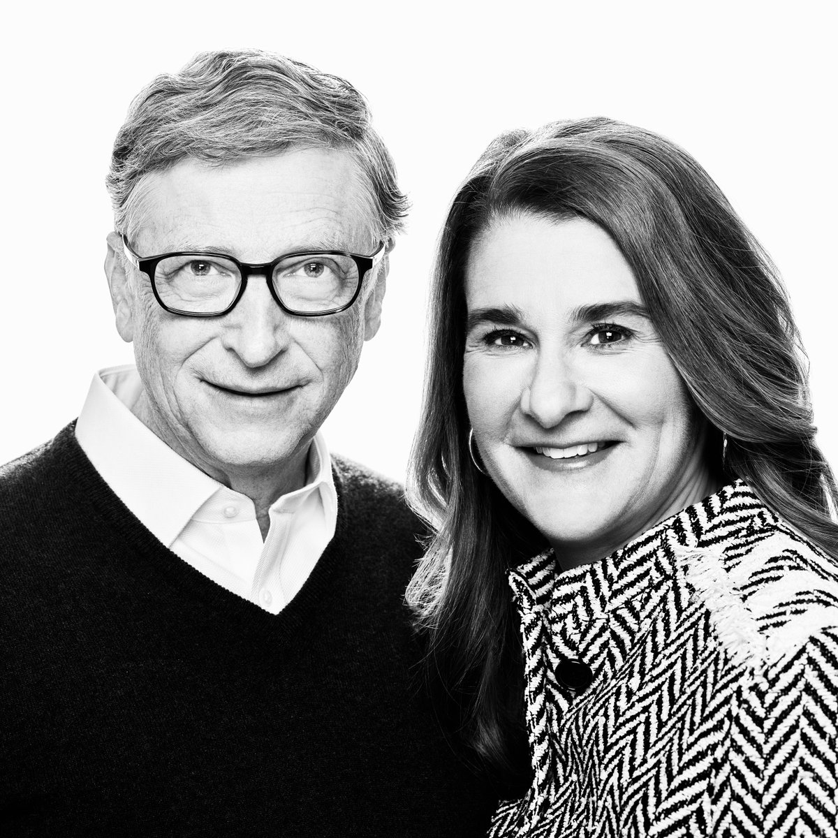 Bill Gates is hiding from his wife at a luxury billionaire golf club