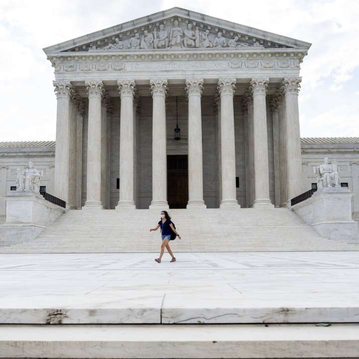 The US Supreme Court conservative majority admits an appeal against abortion