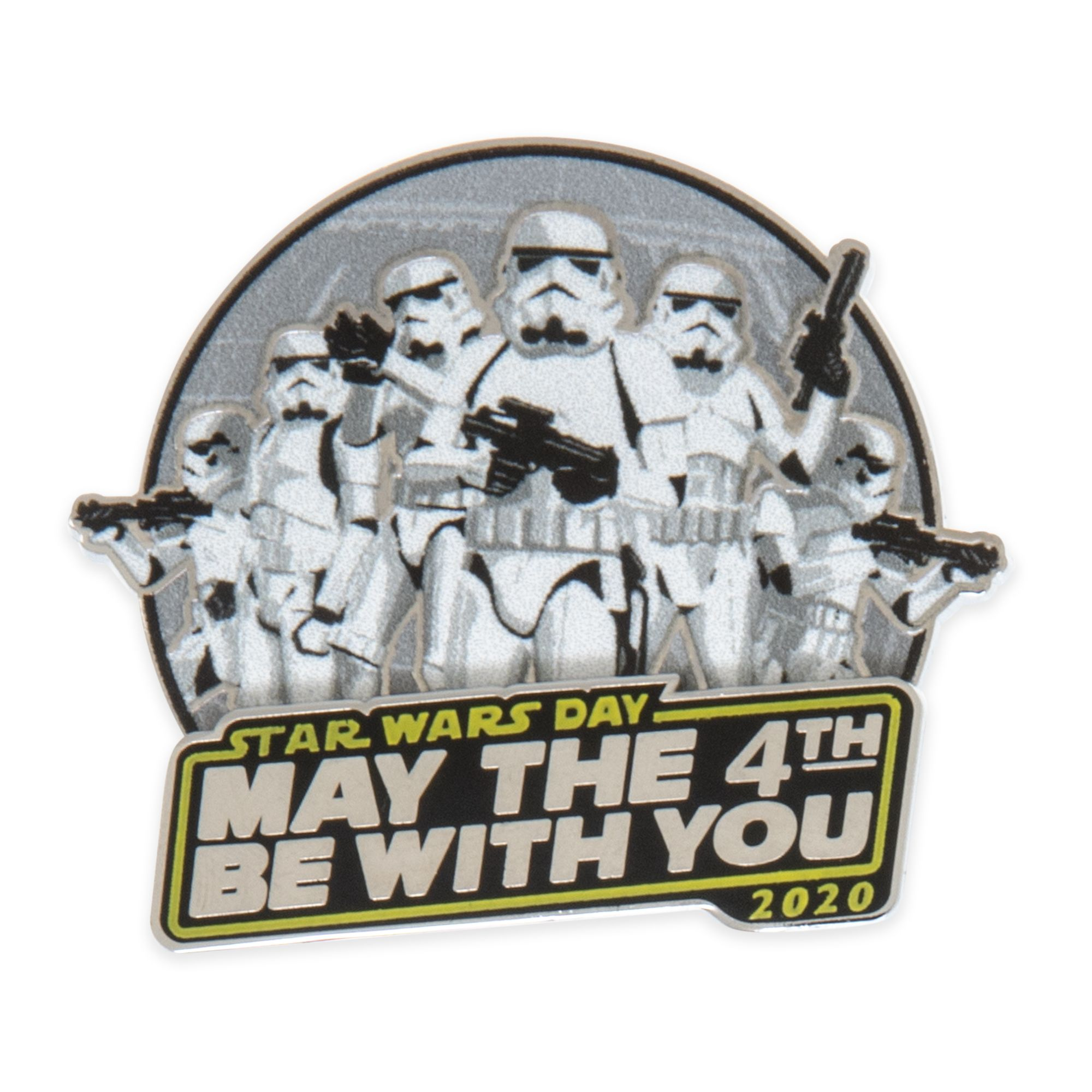 Why is May 4th Star Wars Day?